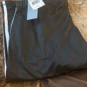 Adidas loose capris NWT size large